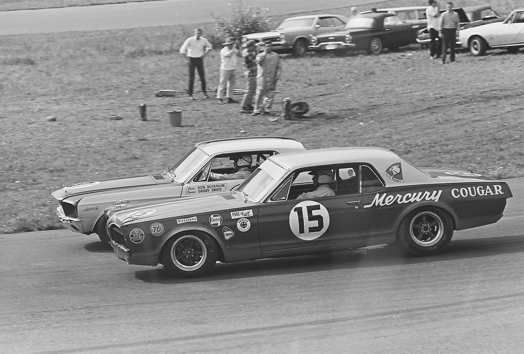 New Trans Am >> Parnelli Jones, '67 Trans-Am race, Kent, Wa.   Jamie Frank   Flickr