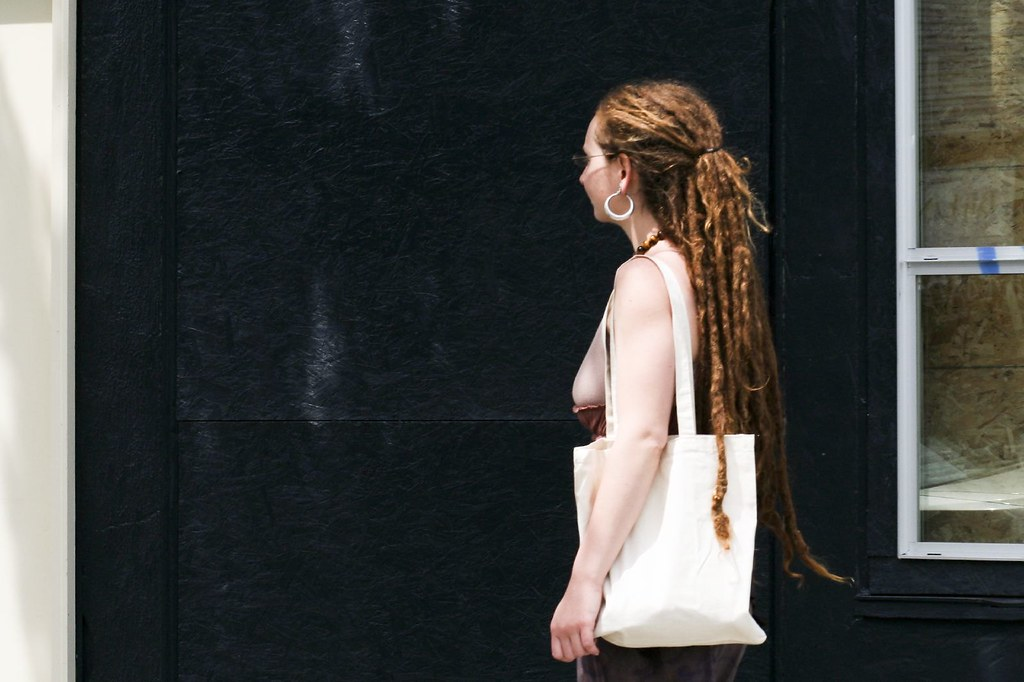 white dreads walking | just another person who can't walk do ...