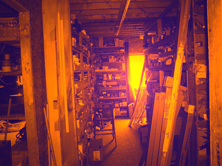 Electricians Storeroom | by tomswift46 ( Hi Res Images for Sale)