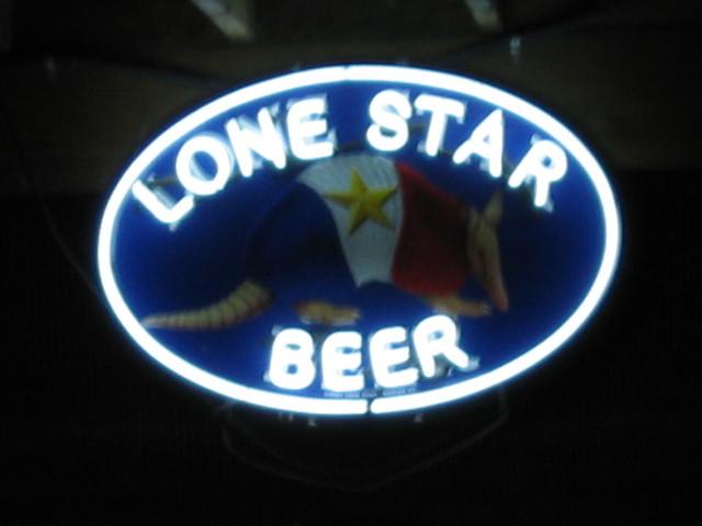 Lone Star Neon Sign. - Photo Sharing!