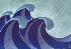 Waves | by alida saxon