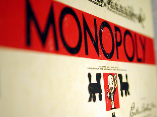 Monopoly | by Mark Strozier
