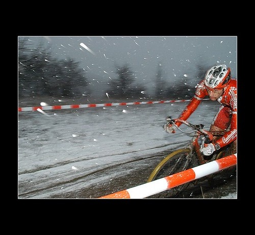 Cyclocross is winter sport | by mesens