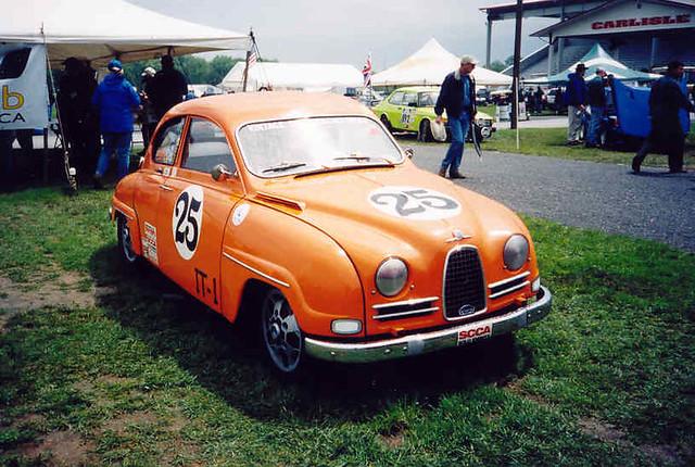 Saab  Stroke Car