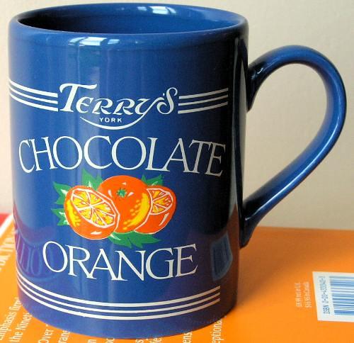 Chocolate Orange Mug Cake Pixie Wishes