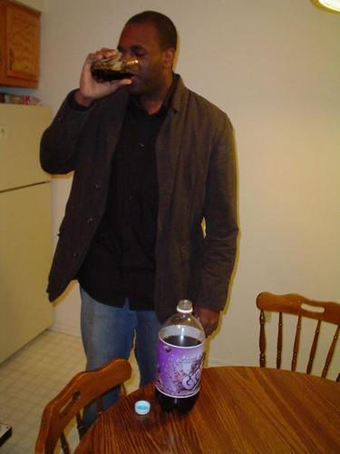Kingsley Soft Drink Side Effects