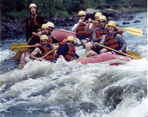 Rafting - River Rouge | by Ken Curtis