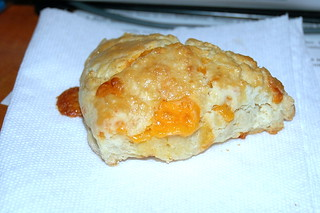 Homemade Cheddar Cheese Scone | by snooze