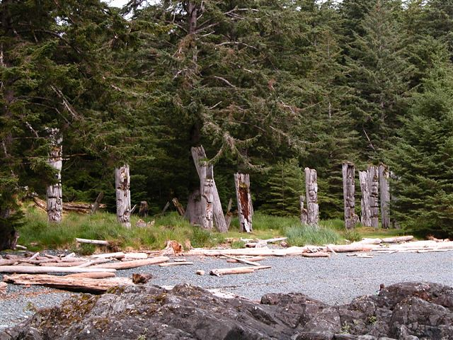 Ninstints Gwaii Haanas National Park Queen Charlotte Isl Flickr