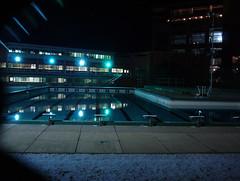 Late night msu swimming pool the water is heated year roun flickr for Late night swimming pools london