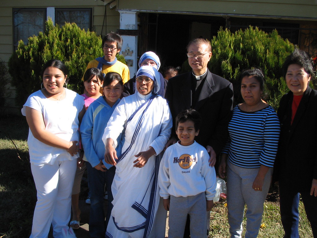 Missionaries Of Charity Soup Kitchen Montreal