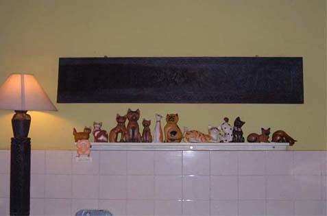 New Cats Cafe Banquet Menu