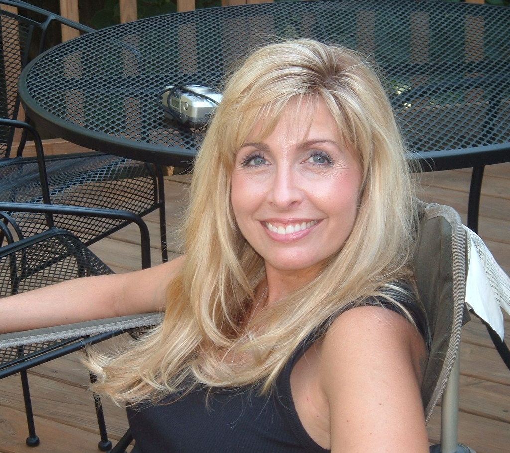 Kendra at 42 | I look at this pic of me at 42, and see how ...