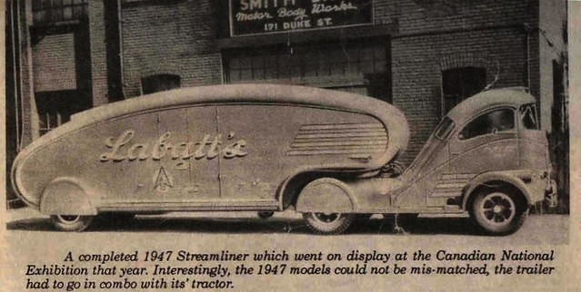 Moving Truck Companies >> Labatt's Beer Delivery Truck, 1947 | Period (1947) picture ...