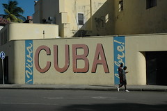 Cuba Sign and Walkers | by DBarefoot