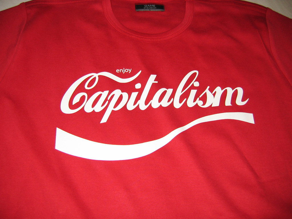 Enjoy Capitalism | by @boetter
