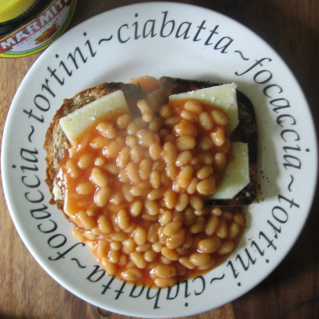 recipe: beans on toast with cheese [26]