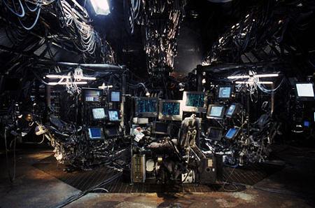 Matrix ship | Justin Austin | Flickr