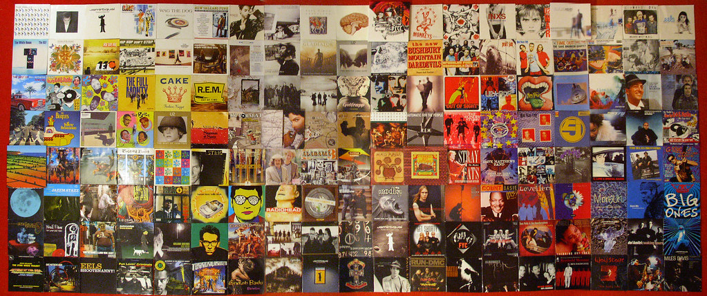 Cd Collection It S A Composite Image Made Of Two