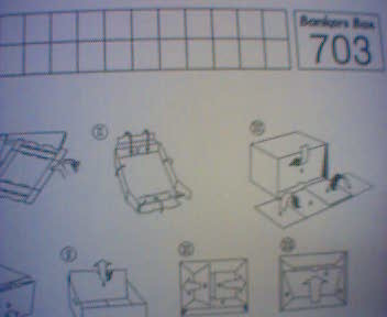 bankers box assembly instructions