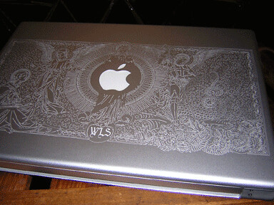 Powerbook Tattoo | by WLS