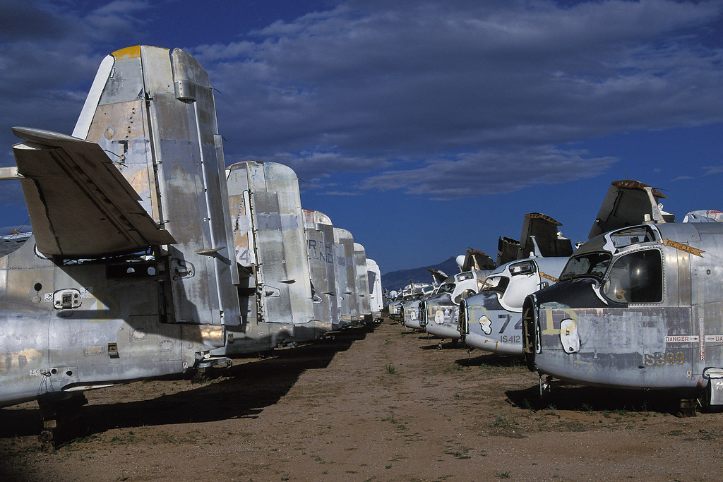 airplane graveyard tucson az 1999 scans from the