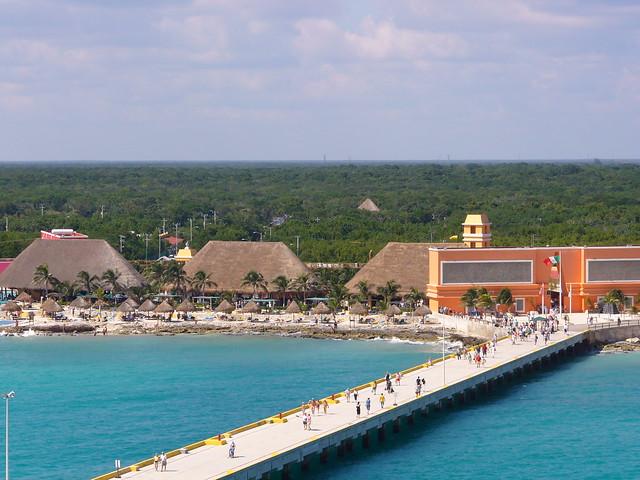 Costa Maya Pier Explore Thomas Clough S Photos On Flickr