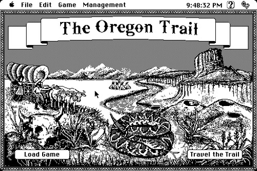 meet the wards on oregon trail
