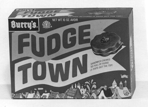 Burry's Fudgetown Cookies | by grickily