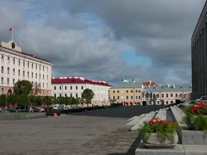 Kvinner møtes i Minsk