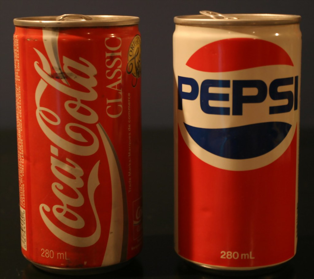 coca cola in seventies to thums up in eighties to pepsi and coke in nineties