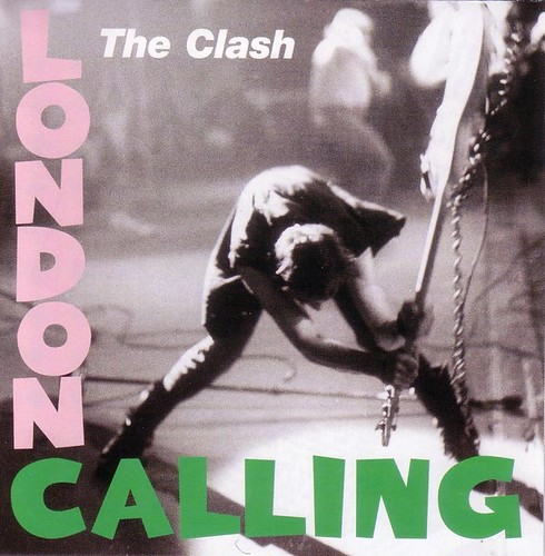 London Calling - The Clash  1979 | by oddsock
