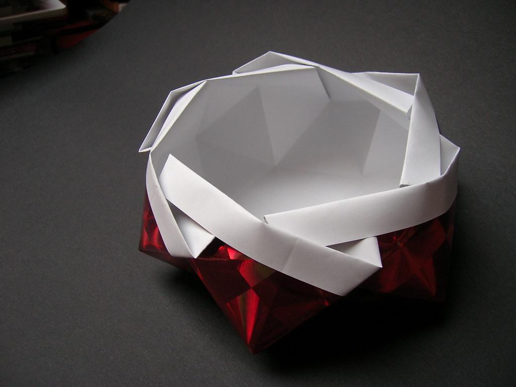 hexagonal star box