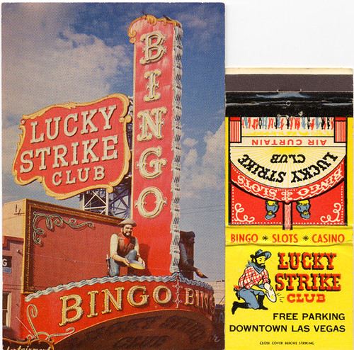 lucky strike casino
