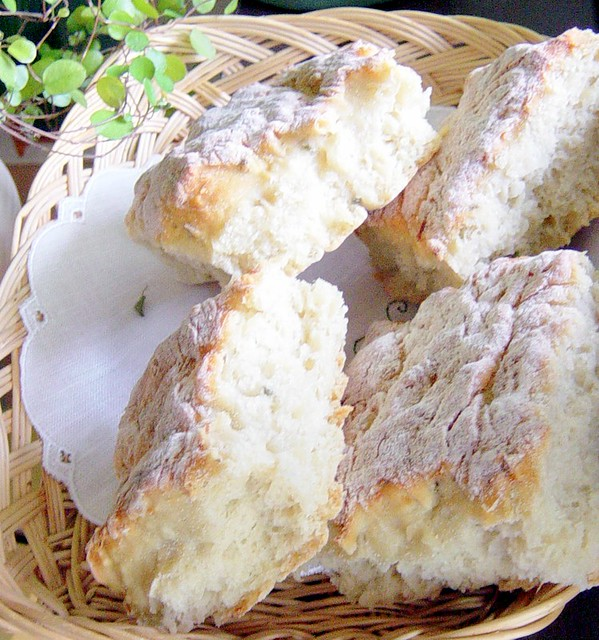 "Irish Boxty Bread | ""Boxty on the griddle, boxty in the pan ..."