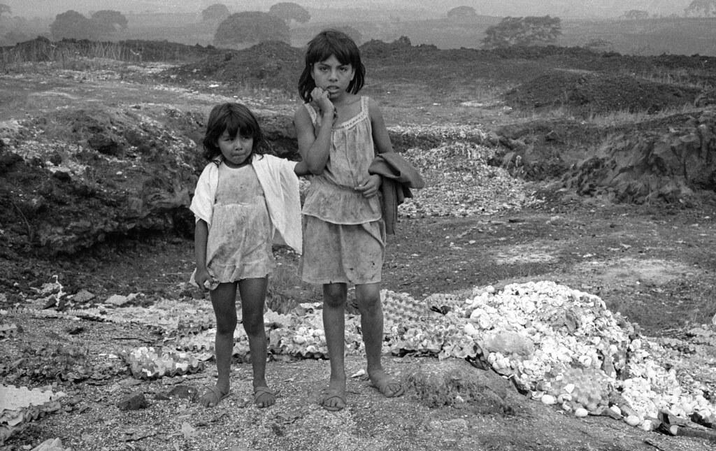 El Playón, death squad dumping ground, , El Salvador, 82 | by Marcelo  Montecino