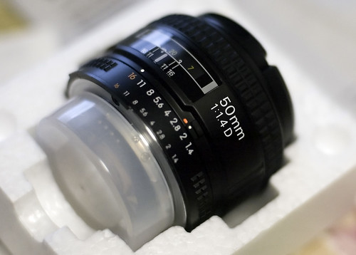 Nikkor 50mm f/1.4D AF via f/1.4 AI | by boodoo