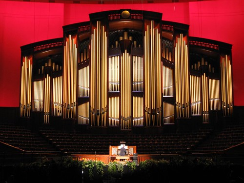 Organ in Mormon Conference Center in Salt Lake City | by Sushkins