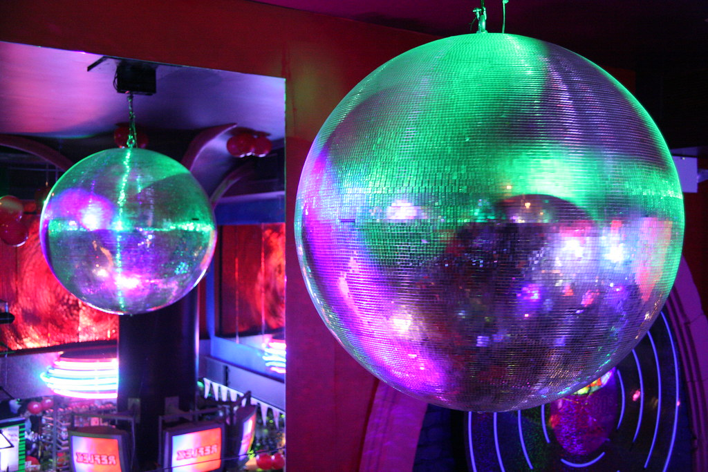 Disco Lights For Large Room