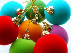 Ikea Christmas baubles | by * Beezy *