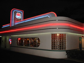 Route 66 Diner, Albuquerque, New Mexico | by hanneorla