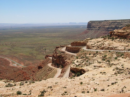 20040506 Moab To Flagstaff - Cliff Offroad 2 | by jeroen020