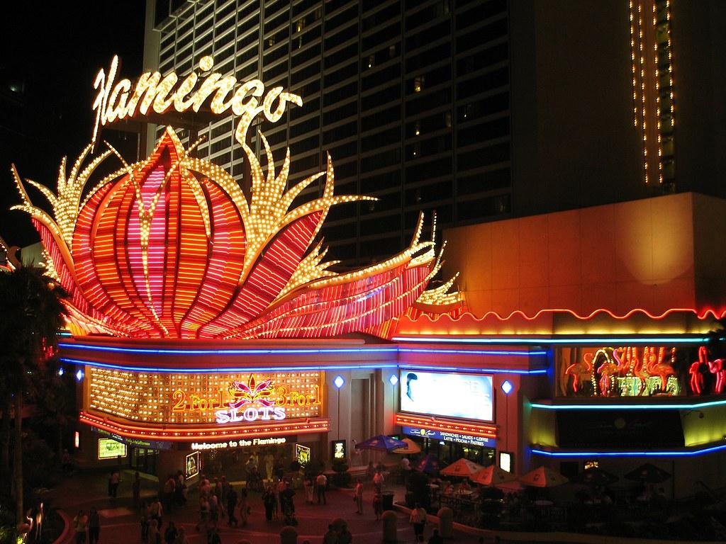 The Flamingo Hotel Rooms
