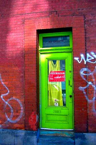 green door | by Whiny Dancer