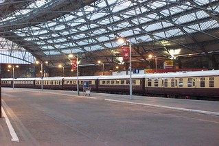 Liverpool Lime Street Station 8.00 a.m. | by Dradny