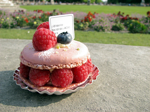 Sadaharu Aoki - Jardin du Luxembourg | by Canon S3 IS in Paris, France