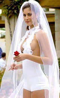 The Worlds Ugliest Wedding Dresses
