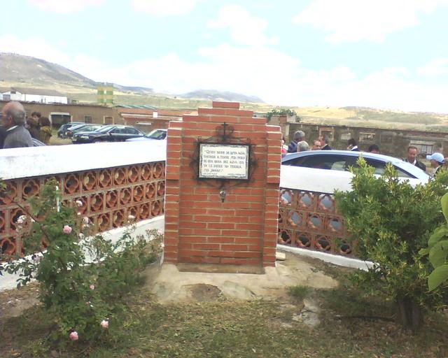 Fuente de la Ermita, 'San José Obrero' en 'La Estación', Pedanía de Cañaveral
