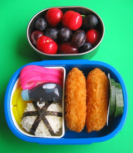 Croquette lunch for preschooler | by Biggie*