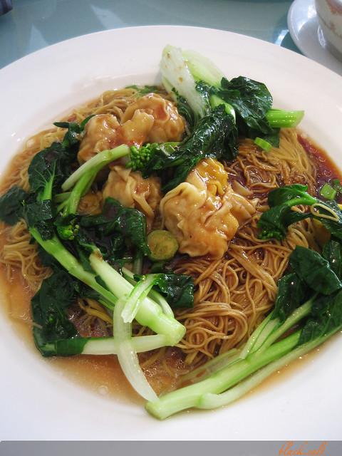 Wonton Noodles Flickr Photo Sharing